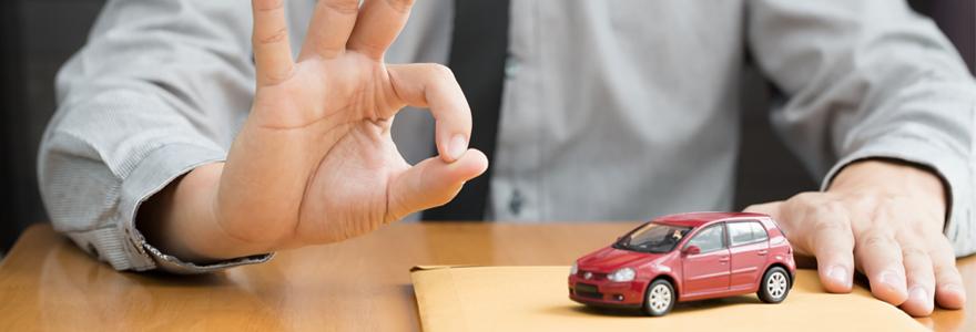 Achat d'automobile
